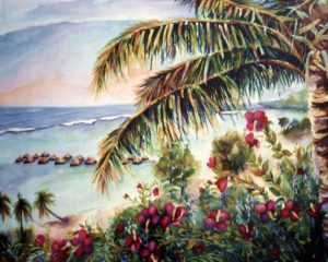 Bora Bora - Sold