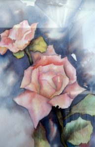 Christine's Rose - Sold