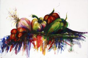 Eat Your Vegetables - Sold