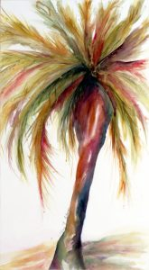 Golden Palm - Sold