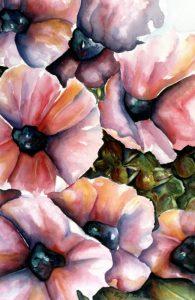 Rambling Petunias - AVAILABLE