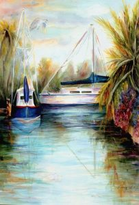 Sail Into Harbor - Available