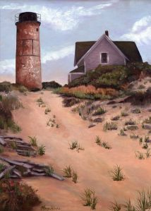 Sandy Nect Lighthouse - AVAILABLE