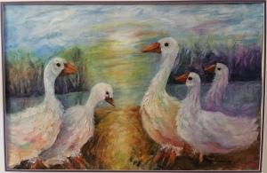 Ducks Meeting